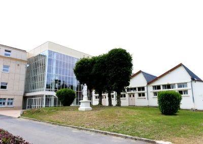 Atrium et Lycée Pro